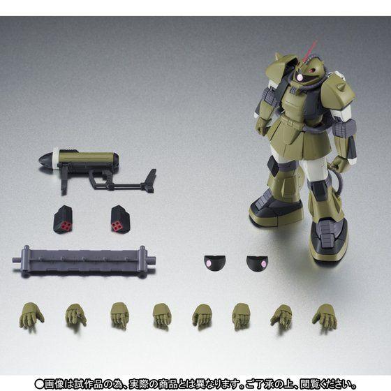ROBOT魂 〈SIDE MS〉 MS-06M 水中用ザク ver. A.N.I.M.E.