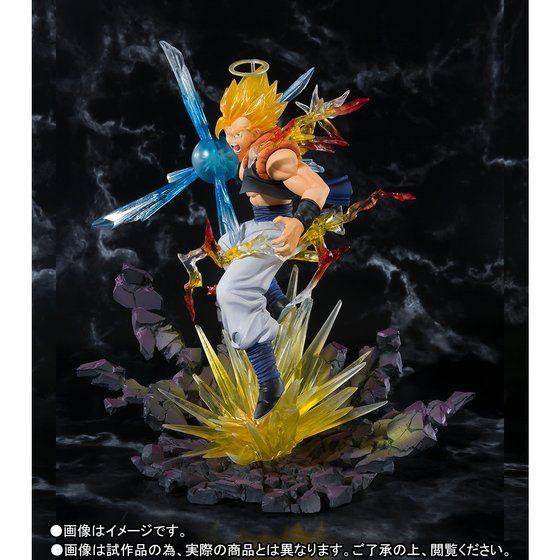 フィギュアーツZERO スーパーサイヤ人ゴジータ