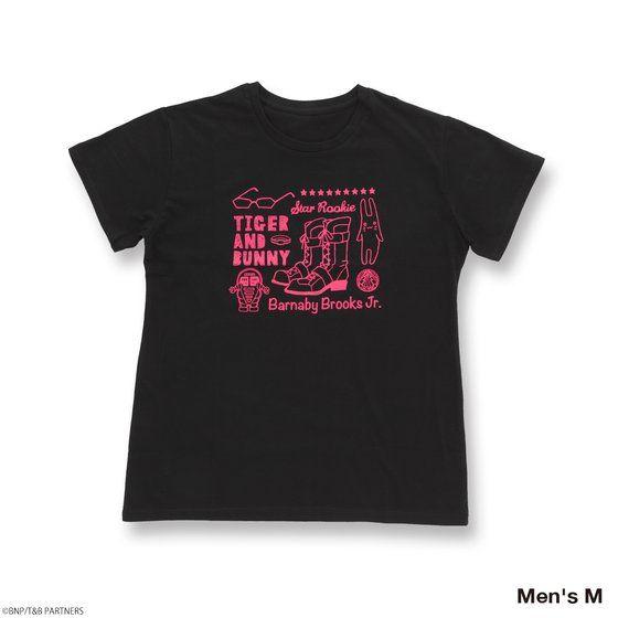 TIGER & BUNNY アイコンTシャツ