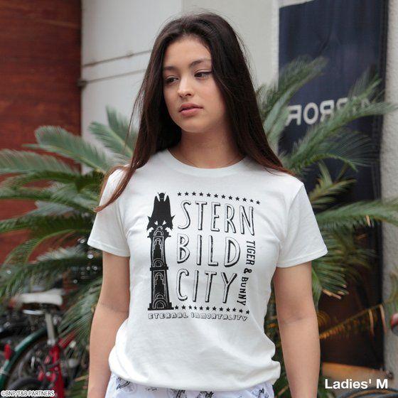 TIGER & BUNNY シュテルンビルトTシャツ