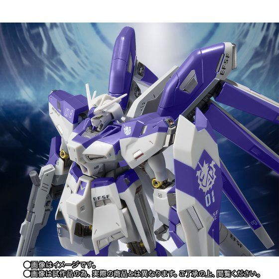 【抽選販売】METAL ROBOT魂 Hi-νガンダム [Re:Package]