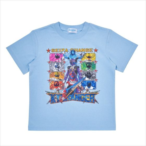宇宙戦隊キュウレンジャー Tシャツセレクション