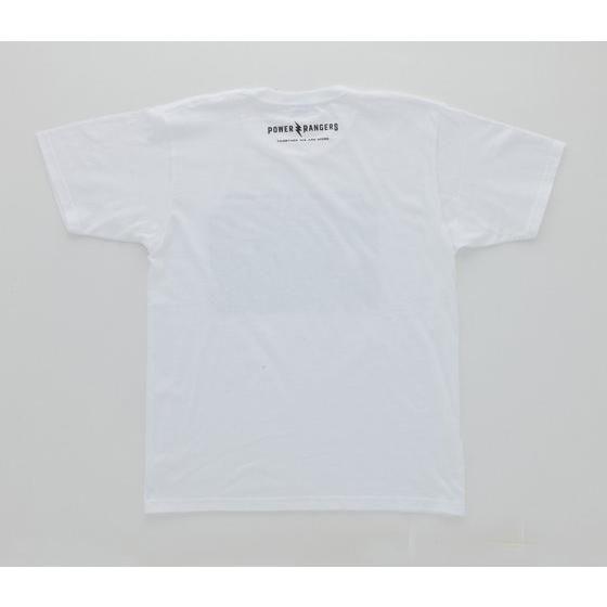 パワーレンジャー Tシャツ ロゴ柄