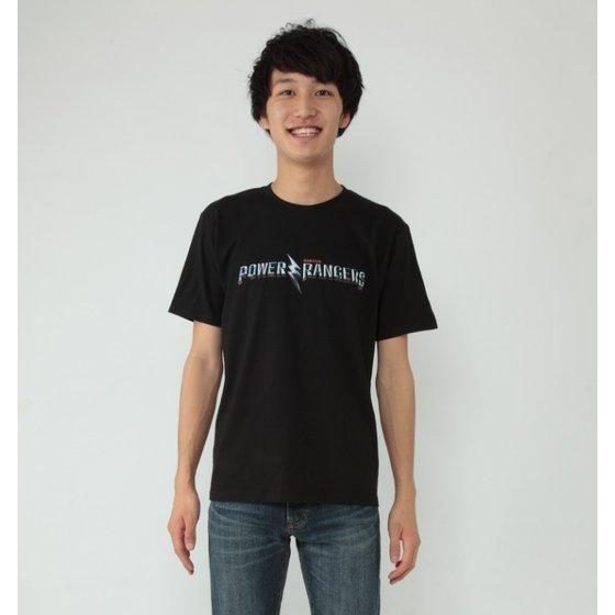 パワーレンジャー Tシャツ タイトル柄