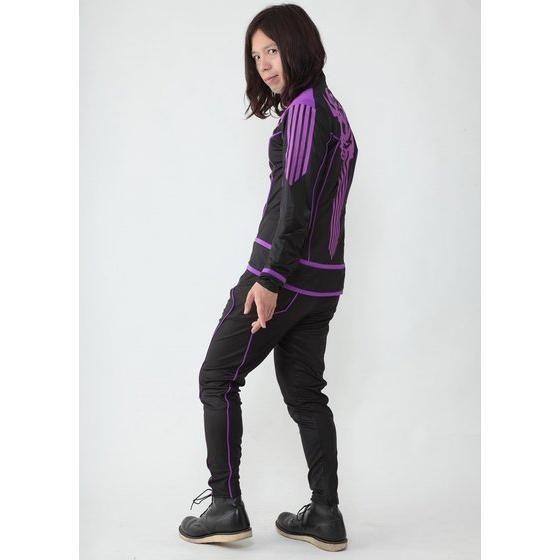 宇宙戦隊キュウレンジャー インダベージャージ(紫)