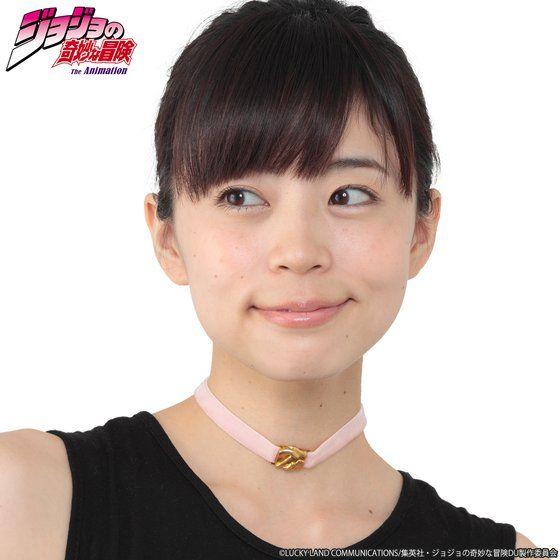 ジョジョの奇妙なチョーカー 第2弾 杉本鈴美