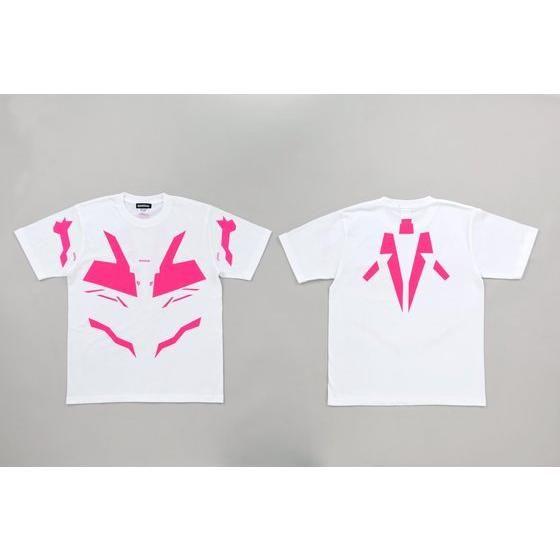 機動戦士ガンダムユニコーン ユニコーンなりきりTシャツ(ピンクバージョン)