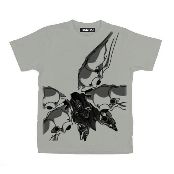 機動戦士ガンダムユニコーン Tシャツ(クシャトリヤ柄)【2017年7月発送】