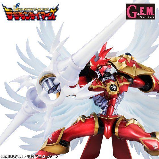 G.E.M.シリーズ デジモンテイマーズ デュークモン:クリムゾンモード
