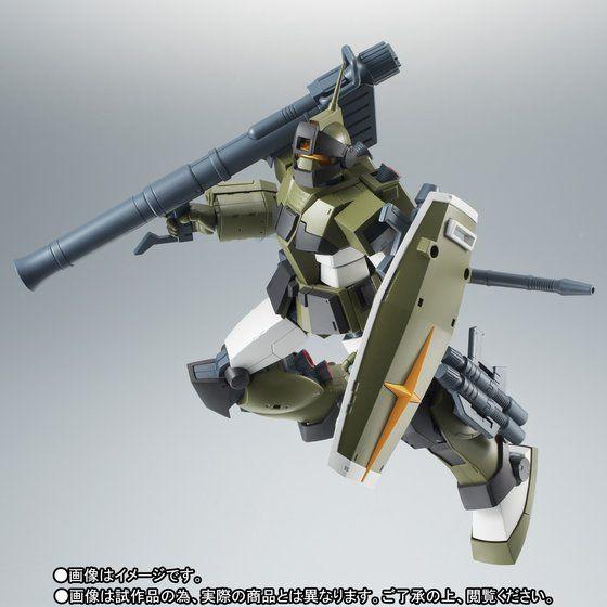 ROBOT魂 〈SIDE MS〉 RGM-79SC ジム・スナイパーカスタム ver. A.N.I.M.E.