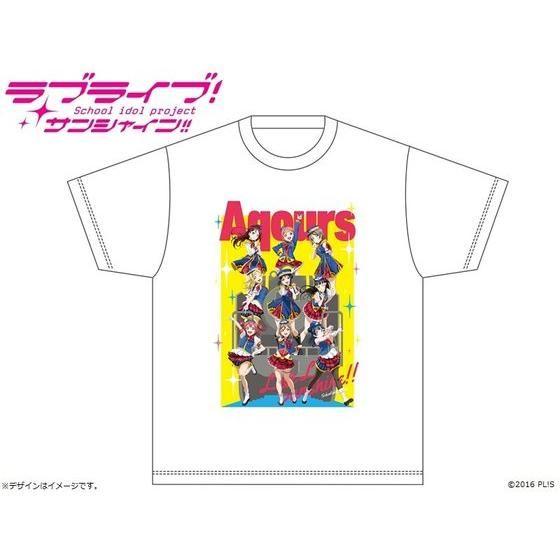 ラブライブ!サンシャイン!! メンバーTシャツ vol.2