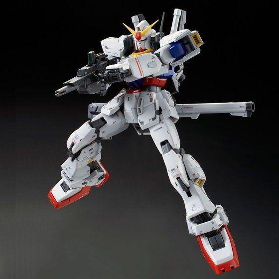 RG 1/144 ガンダムMk-II RGリミテッドカラーVer. 【2次:2017年9月発送】