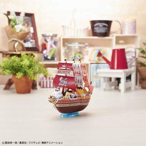 偉大なる船コレクション クイーン・ママ・シャンテ号
