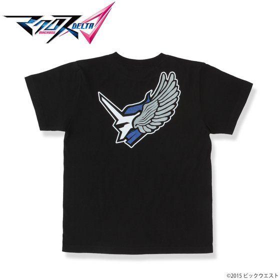 マクロスΔ ハヤテパーソナルマーク Tシャツ
