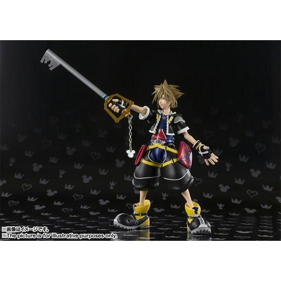 S.H.Figuarts ソラ(KINGDOM HEARTS II)
