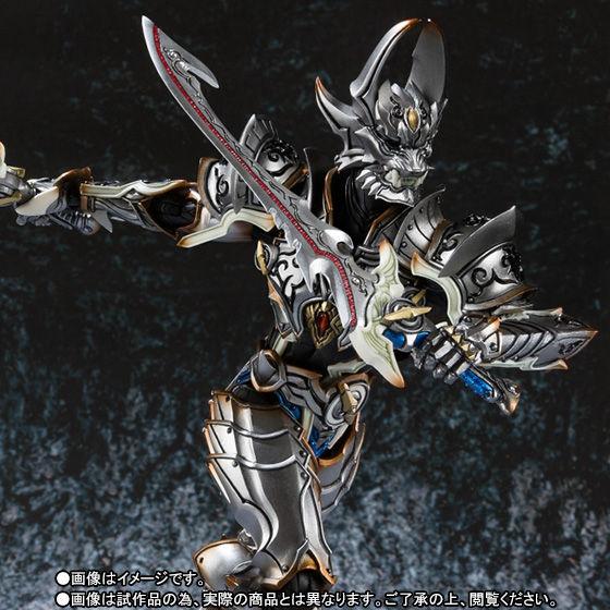 【抽選販売】魔戒可動 銀牙騎士 ゼロ