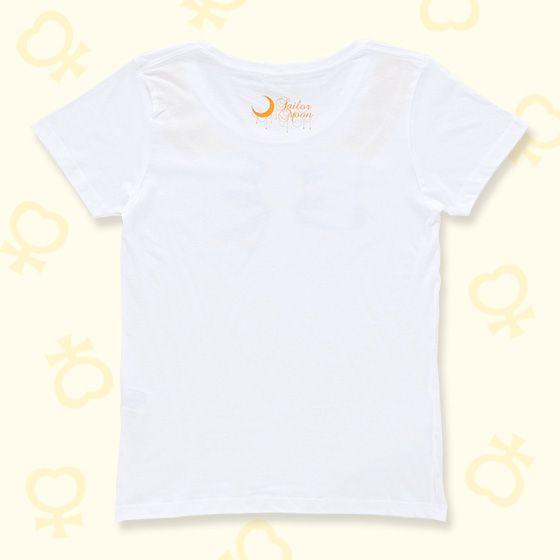美少女戦士セーラームーン なりきりセーラーTシャツ(セーラーヴィーナス柄)【8月お届け】