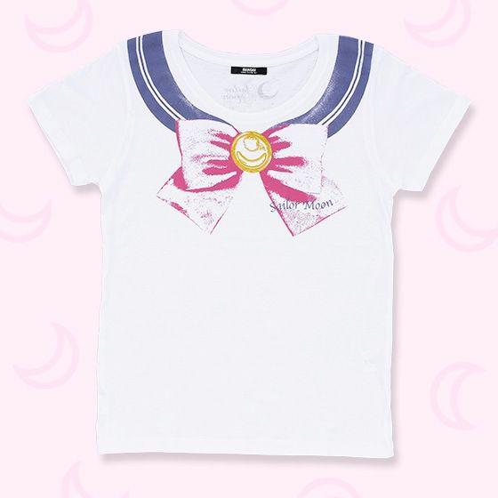 美少女戦士セーラームーン なりきりセーラーTシャツ (セーラームーン柄)【8月お届け】