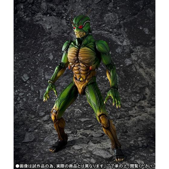 【抽選販売】S.I.C. 仮面ライダーシン
