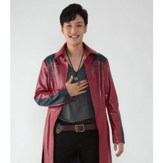 宇宙戦隊キュウレンジャー 鳳ツルギ ロングコート