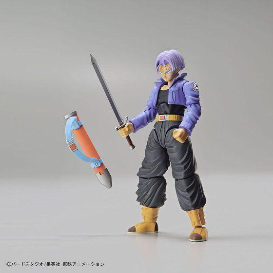 Figure-riseStandard 超サイヤ人トランクス&超サイヤ人ベジータDXセット