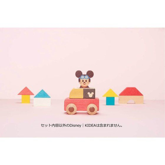 Disney | KIDEA PUSH CAR <ミッキーマウス>