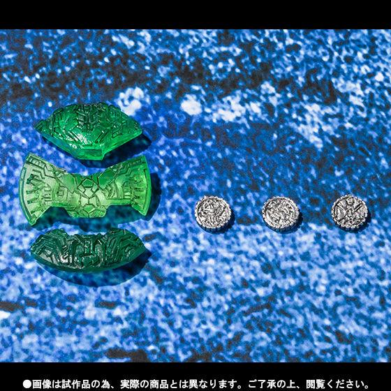 【抽選販売】S.I.C. 仮面ライダーオーズ ガタキリバ コンボ