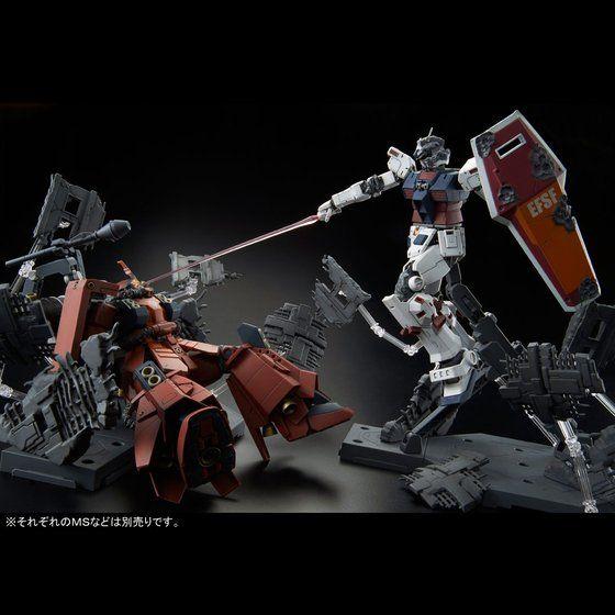 MG 1/100 フルアーマー・ガンダム(GUNDAM THUNDERBOLT版) ラストセッションVer.【2次:2017年9月発送】