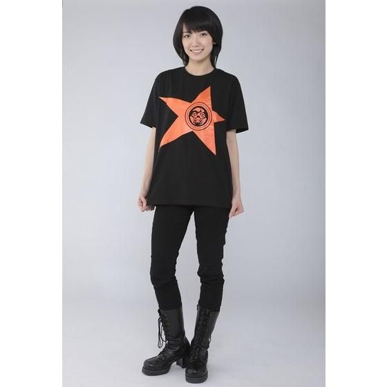 宇宙戦隊キュウレンジャー 「サソリオレンジ」なりきり風デザインTシャツ【再入荷】