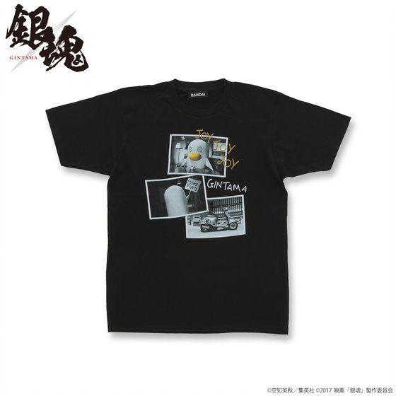 実写版「銀魂」エリザベスフォトTシャツ