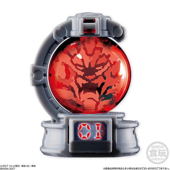 宇宙戦隊キュウレンジャー SGキュータマ4