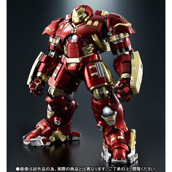 【抽選販売】超合金×S.H.Figuarts アイアンマン マーク44 ハルクバスター