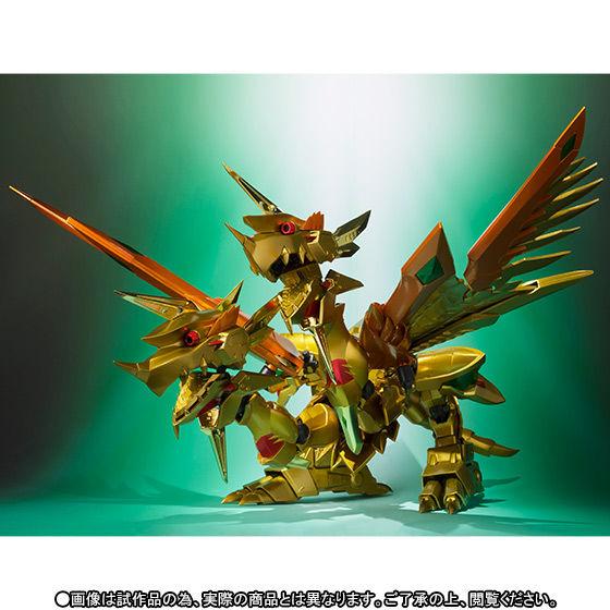 【抽選販売】SDX 黄金神スペリオルカイザー