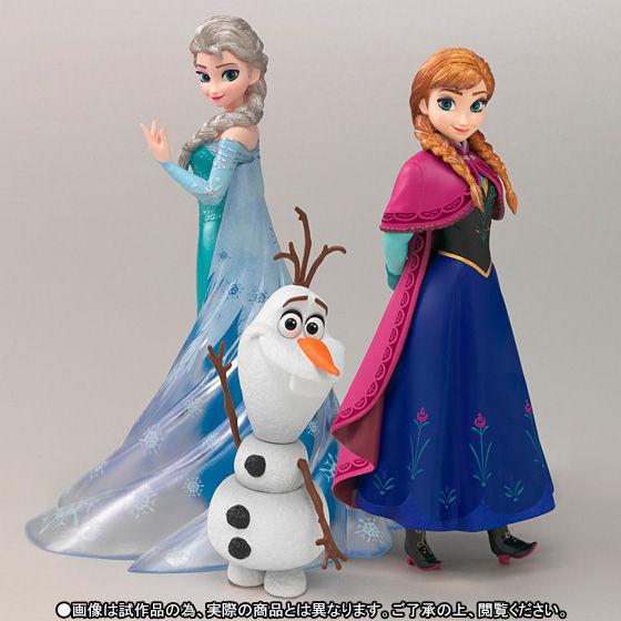 【抽選販売】フィギュアーツZERO Frozen Special Box