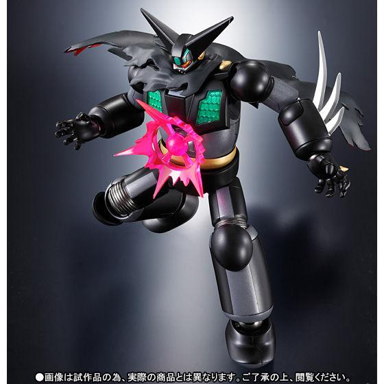【抽選販売】スーパーロボット超合金 ブラックゲッター