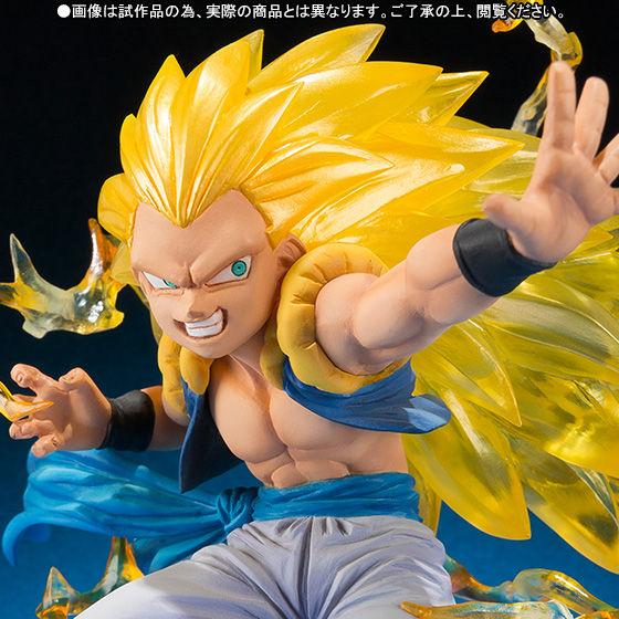 【抽選販売】フィギュアーツZERO スーパーサイヤ人3 ゴテンクス