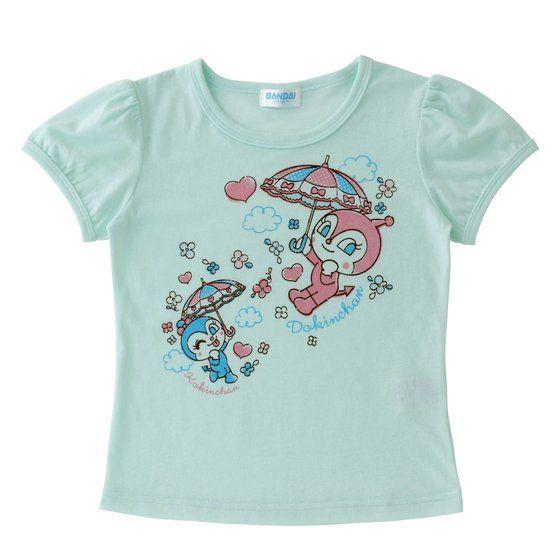 それいけ!アンパンマン女児 Tシャツセレクション ゆめかわいい