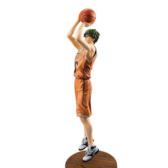黒子のバスケフィギュアシリーズ  黒子のバスケ 緑間真太郎 オレンジユニフォームver.
