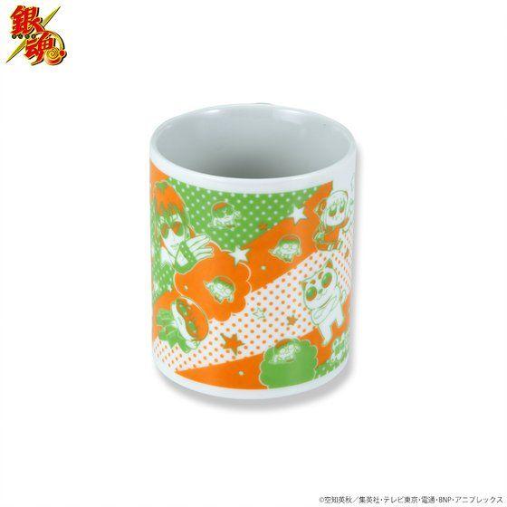 銀魂×大川ぶくぶ マグカップ