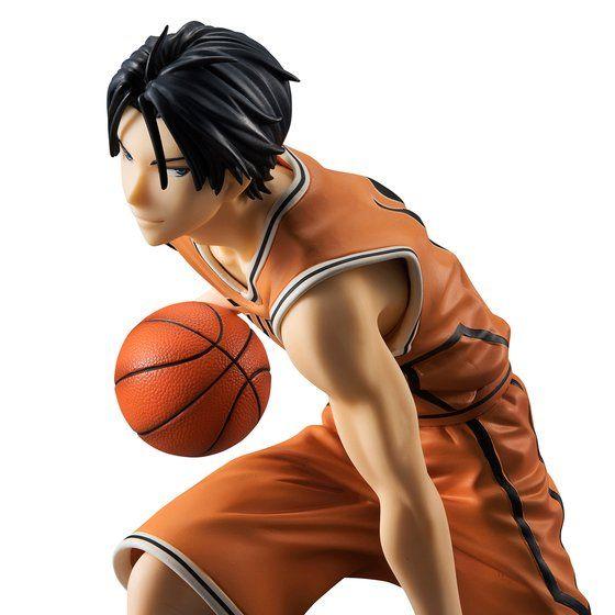 黒子のバスケフィギュアシリーズ  黒子のバスケ 緑間&高尾 オレンジユニフォームver.セット