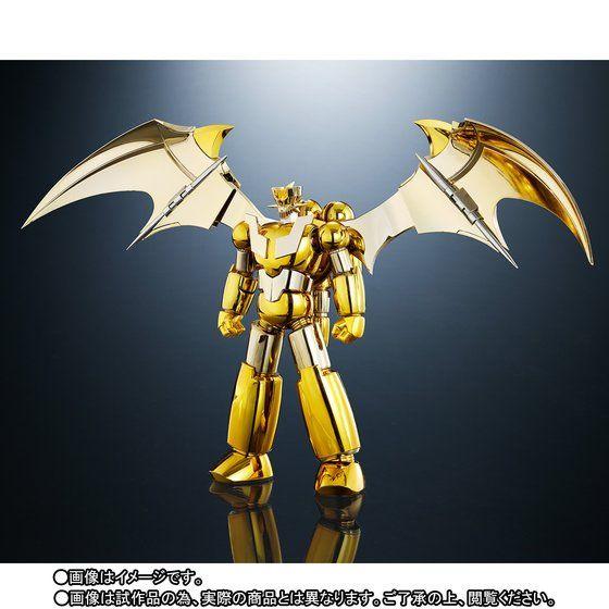 【抽選販売】スーパーロボット超合金 真マジンガーZ ゴールド Ver.