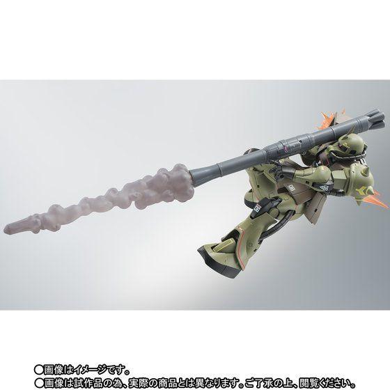 【抽選販売】ROBOT魂 〈SIDE MS〉 MS-06 量産型ザク ver. A.N.I.M.E. 〜リアルタイプカラー〜