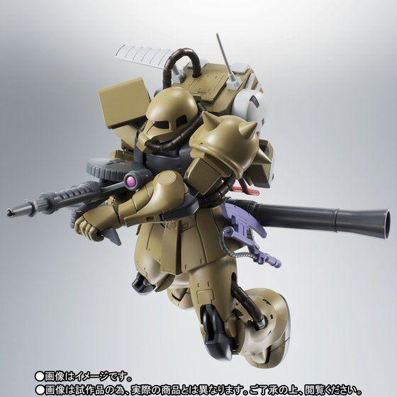 ROBOT魂〈SIDE MS〉 MS-06F ザク・マインレイヤー ver. A.N.I.M.E.