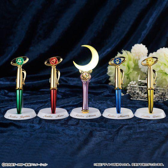 美少女戦士セーラームーン Stick&Rod〜Light Up Edition〜