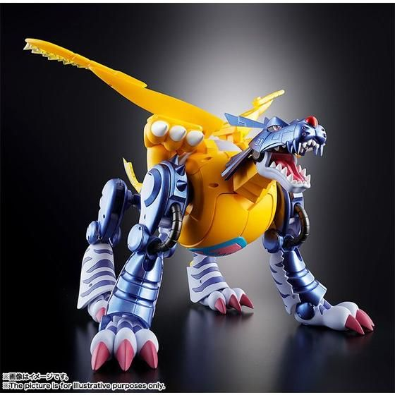 超進化魂 02 メタルガルルモン