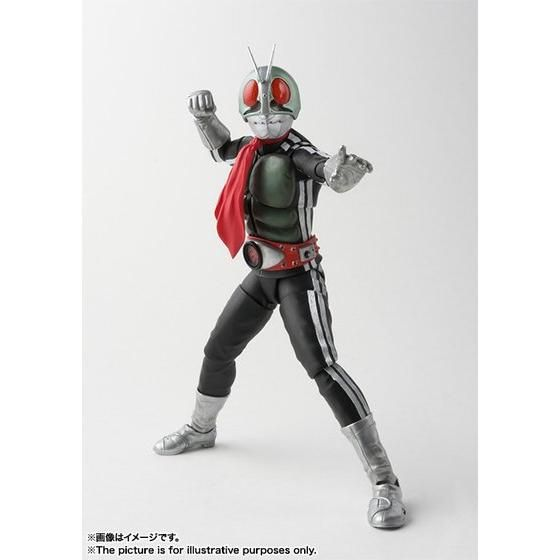 S.H.Figuarts (真骨彫製法)仮面ライダー新1号