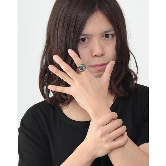 『ウルトラマンジード』伏井出ケイ シルバー925リング