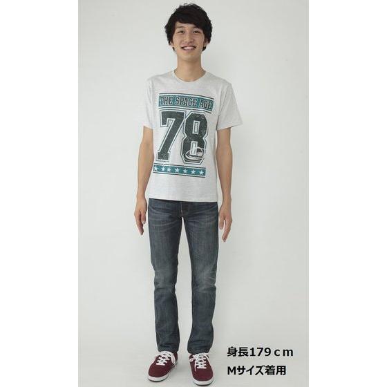 『ウルトラマンジード』朝倉リク THE SPACE AGE Tシャツ 78柄【再入荷】