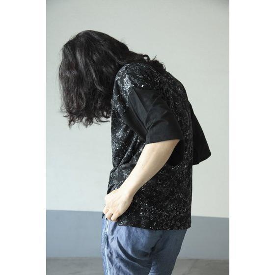 宇宙戦隊キュウレンジャー×C&C限定オリジナルボディ スラブ地 星座Tシャツ(ブラック)