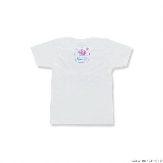 キラキラ☆プリキュアアラモード 親子Tシャツ こども用 (シルエット柄)